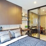 ให้เช่าคอนโด Life Asoke ,1 Bed , 36 Sqm. High Floor Floor 27 MRT Phetchaburi